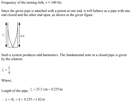 Physics Numericals Class 11 Chapter 15 51