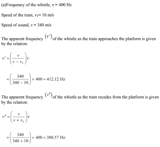 Physics Numericals Class 11 Chapter 15 68
