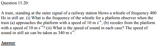 Physics Numericals Class 11 Chapter 15 67