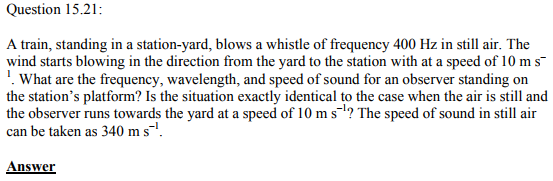Physics Numericals Class 11 Chapter 15 70