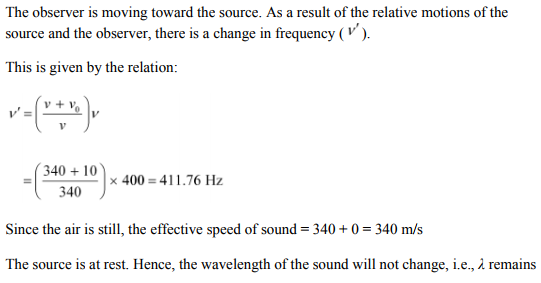 Physics Numericals Class 11 Chapter 15 72