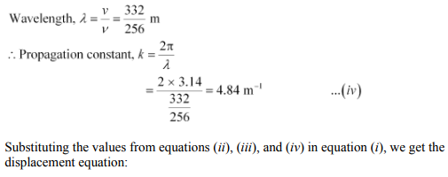 Physics Numericals Class 11 Chapter 15 86