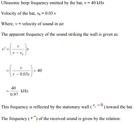 Physics Numericals Class 11 Chapter 15 96