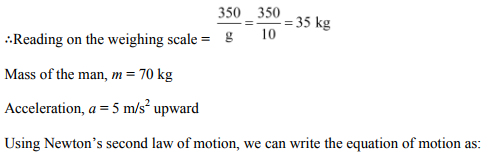 Physics Numericals Class 11 Chapter 5 37