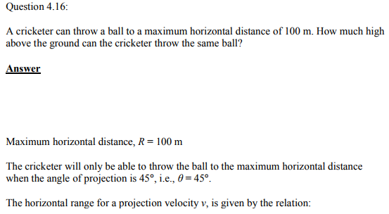 Physics Numericals Class 11 Chapter 4 40