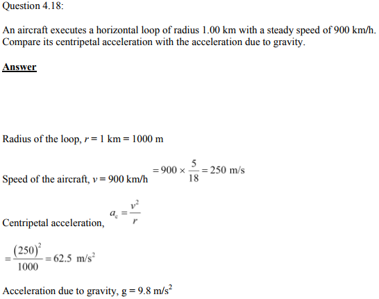 Physics Numericals Class 11 Chapter 4 44