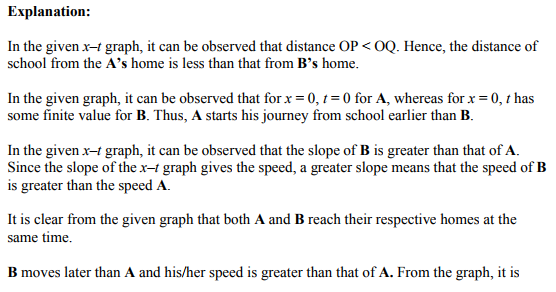 Physics Numericals Class 11 Chapter 3 3