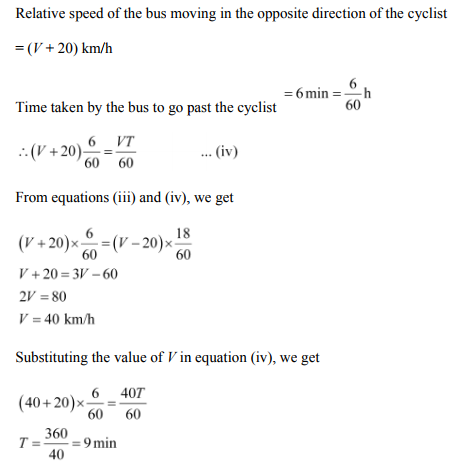 Physics Numericals Class 11 Chapter 3 21