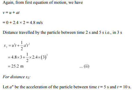 Physics Numericals Class 11 Chapter 3 74