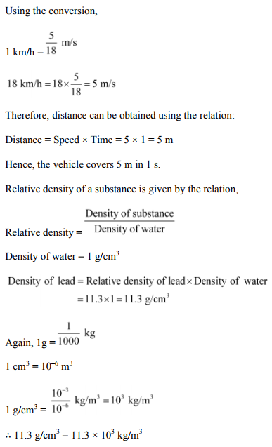 Physics Numericals Class 11  Chapter 2 3