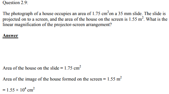 Physics Numericals Class 11  Chapter 2 20