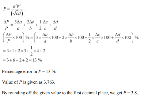 Physics Numericals Class 11  Chapter 2 30