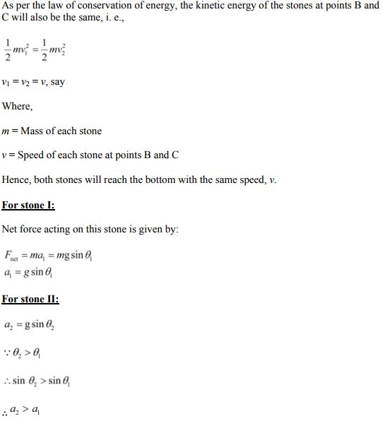 Physics Numericals Class 11 Chapter 6 87