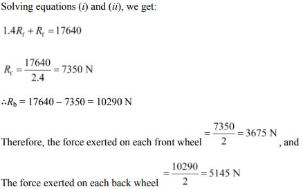 Physics Numericals Class 11 Chapter 7 33