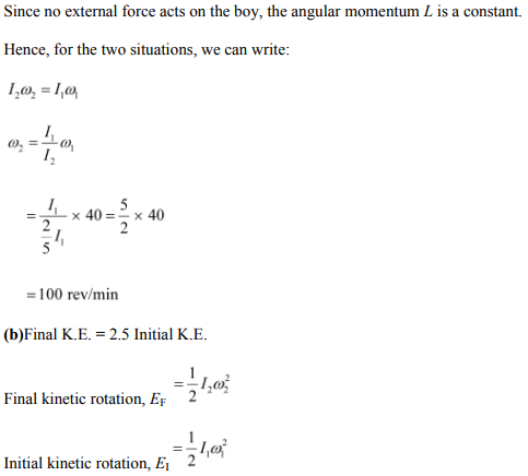 Physics Numericals Class 11 Chapter 7 52