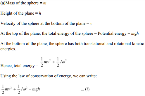 Physics Numericals Class 11 Chapter 7 69