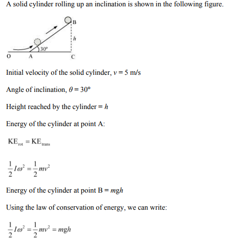 Physics Numericals Class 11 Chapter 7 85