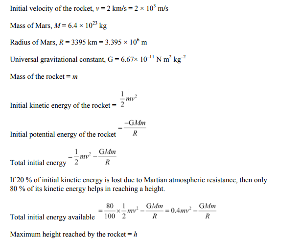 Physics Numericals Class 11 Chapter 8 62