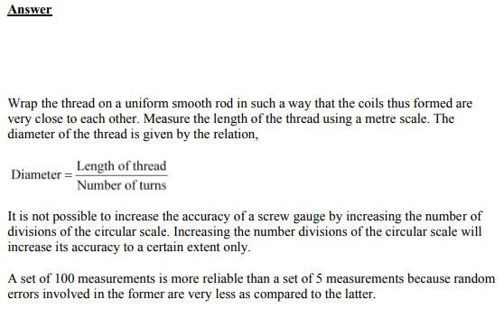 Physics Numericals Class 11  Chapter 2 19