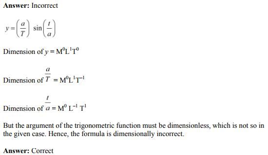 Physics Numericals Class 11  Chapter 2 33