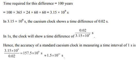Physics Numericals Class 11  Chapter 2 57
