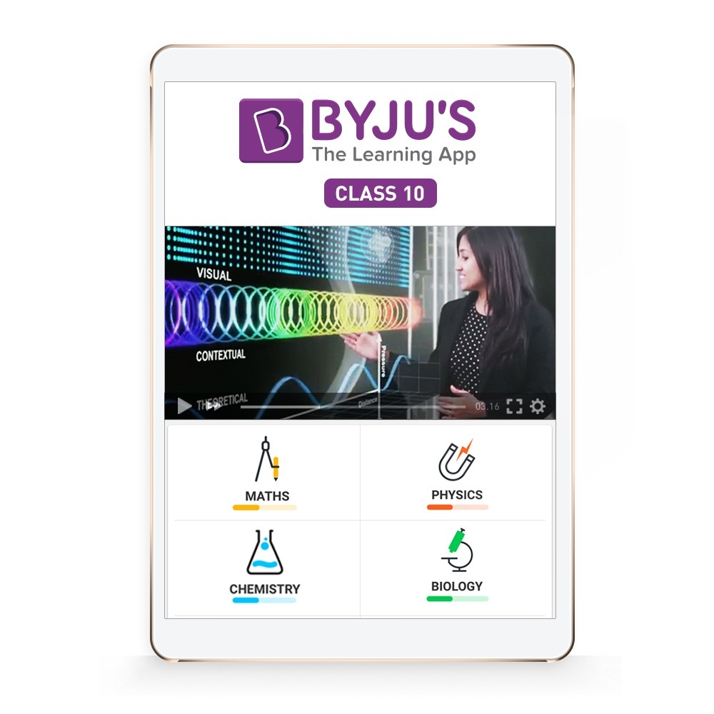 BYJU's Maths & Science Video Learning Program for Class 10 ICSE- SD Card