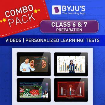 Class 6 + 7 combo offer