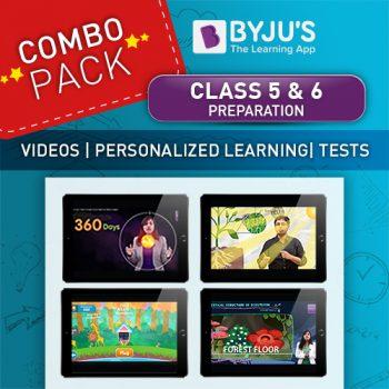 Class 5 + 6 combo offer
