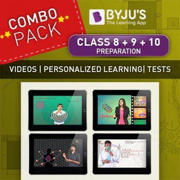 Class 8 + 9 + 10 combo offer