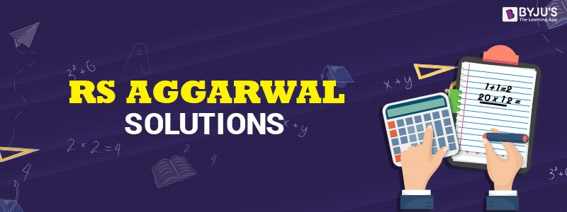 rs-aggarwal-solutions