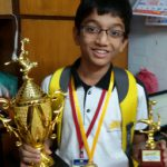 Aaditya Vora, our footer star en-route to the national football team
