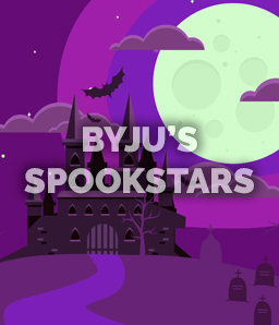 Spooktacular winners of BYJU'S Halloween costume contest !
