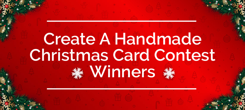 Christmas Greeting Card Making.Champs Of Byju S Handmade Christmas Card Making Contest