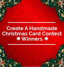 Champs of BYJU'S Handmade Christmas Card Making Contest