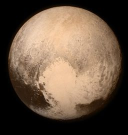 PLUTO, NOT A PLANET