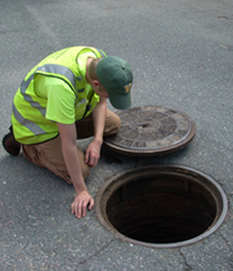 The Math behind Manholes