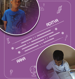 Learn how Aditya and Arka befriended Math and made it their hobbies