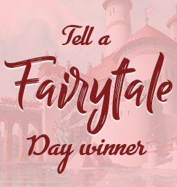 Tell A Fairytale Day Contest Winner – Nihaarika Roshan Raj