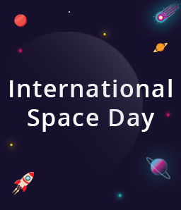 International Space Day – 4th May