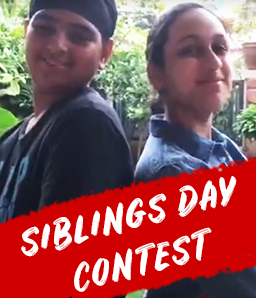 The Superhero Siblings – Arshnoor Kaur and Agamjot Singh
