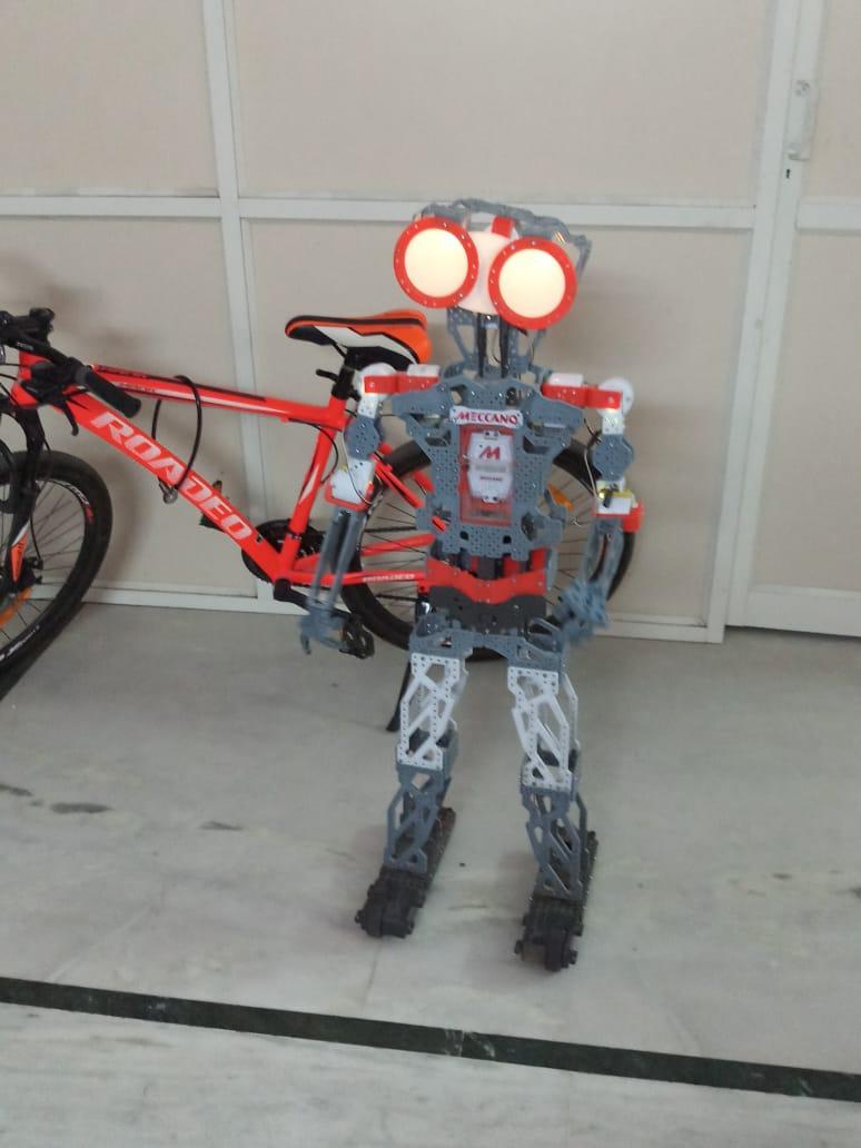Sushant Reddy, Robotics Enthusiast Reaching for Mars