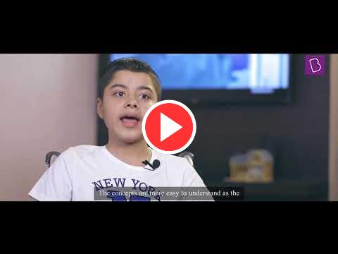 BYJU'S Story - Amogh Petkar | Class 7 | Bangalore