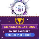 BYJU'S Music Mania – Celebrating World Music Day!
