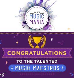 BYJU'S Music Mania – Celebrating World Music Day!