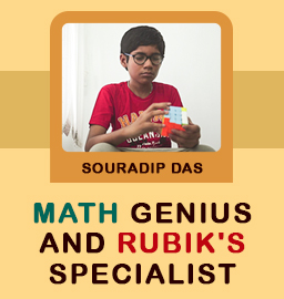 The Math Genius With a Flair for The Rubik's Revenge
