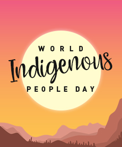"""Celebrating the """"First"""" People of India : World Indigenous People Day"""
