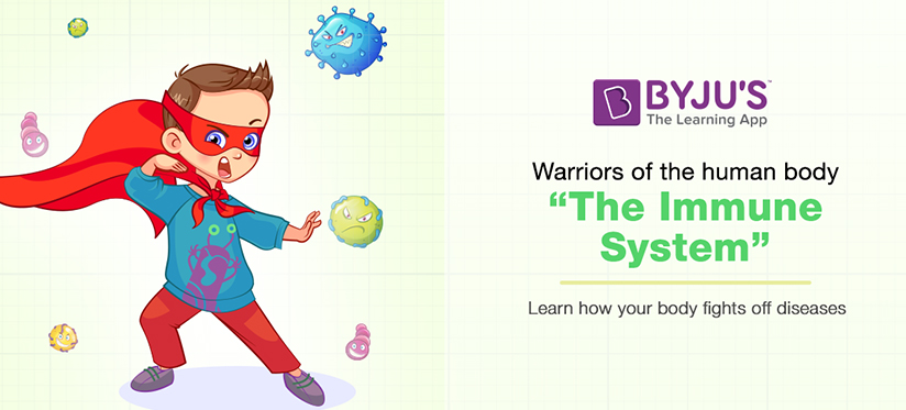 immune system, human body, learning tree, dr discovery, byjus students, student blog, science blog, biology blog, how does immune system work, how do we fight diseases, how do we remain healthy
