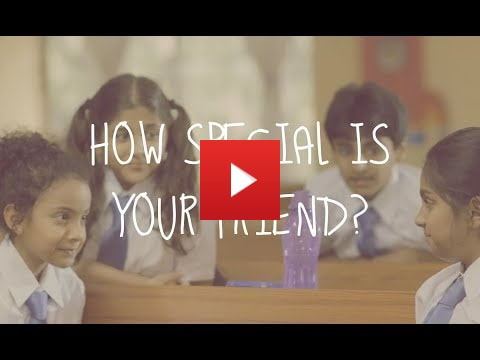 How Special Is Your Friend?