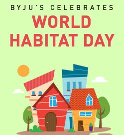 Create your Own Creative Space – World Habitat Day