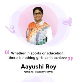 Aayushi Roy's tale of grabbing a Silver at the Asian Championships and reaching international acclaim at just 16
